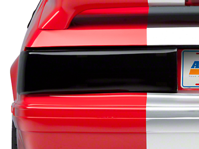 SpeedForm Smoked Tail Light Covers (87-93 LX)