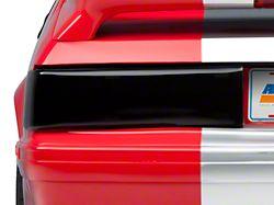 SpeedForm Tail Light Covers; Smoked (87-93 LX)