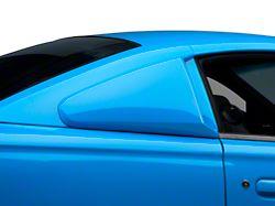 Quarter Window Scoops - Unpainted (94-98 Coupe)