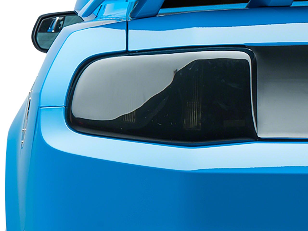 SpeedForm Smoked Tail Light Covers (10-12 All)