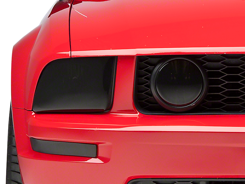 SpeedForm Smoked Turn Signal Covers (05-09 GT, V6)