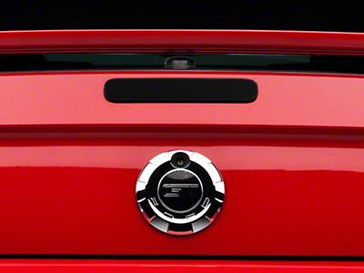 SpeedForm Smoked Third Brake Light Cover (05-09 All)