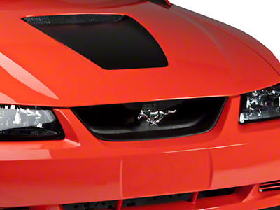 SpeedForm Mach 1 Style Grille Delete Bottom Lip (99-04 GT, V6)