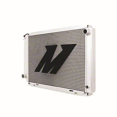 Mishimoto Performance Aluminum Radiator - Manual (79-93 5.0L)