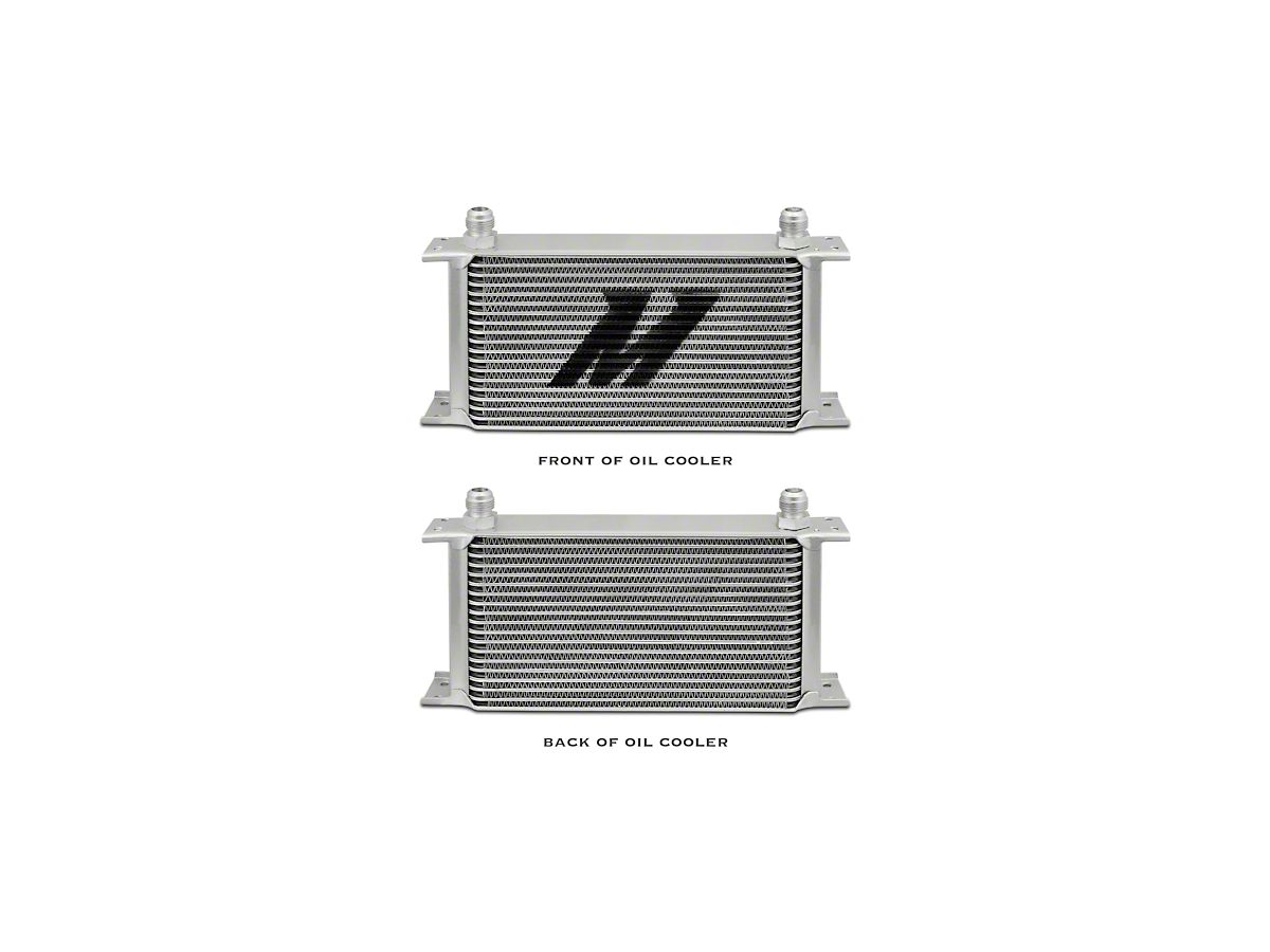 Mishimoto Performance Oil Cooler Kit 97 20 F 150