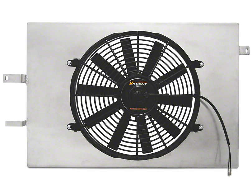 Mishimoto High Flow 14 in. Fan w/ Aluminum Shroud (94-96 V8)