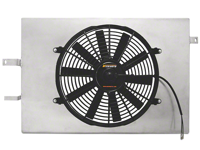 Mishimoto High Flow 14-Inch Fan with Aluminum Shroud (94-96 V8)
