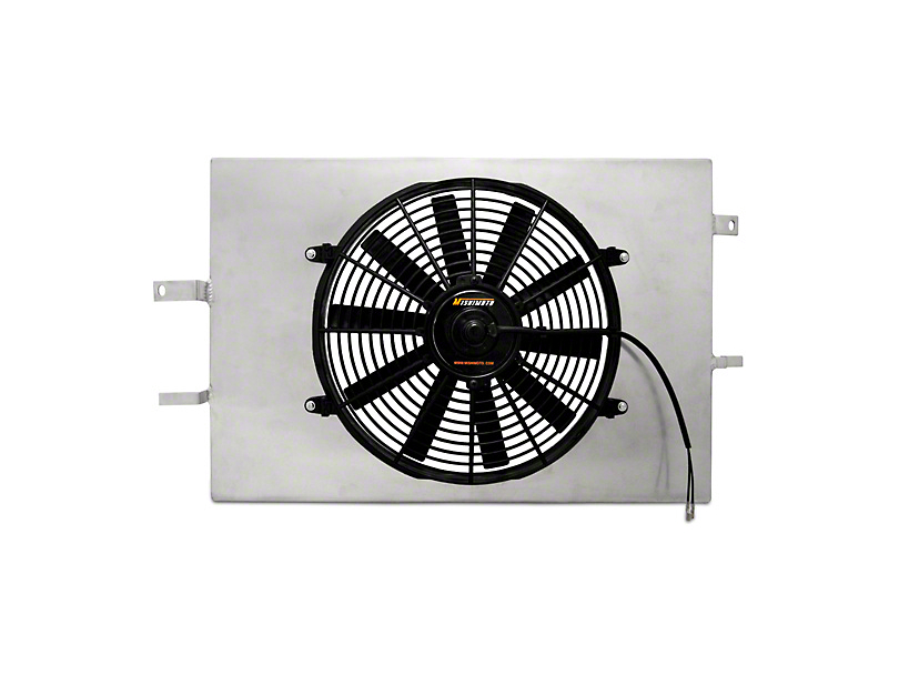 Mishimoto High Flow 14-Inch Fan with Aluminum Shroud (97-04 GT)