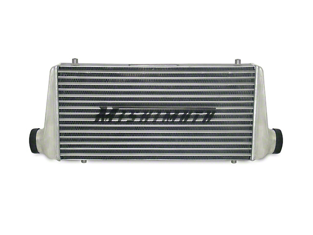 Mishimoto Universal M Line Intercooler; Natural (79-21 All)