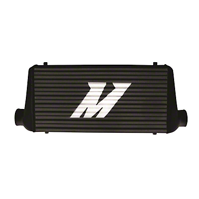 Mishimoto Universal M Line Intercooler - Black (79-18 All)