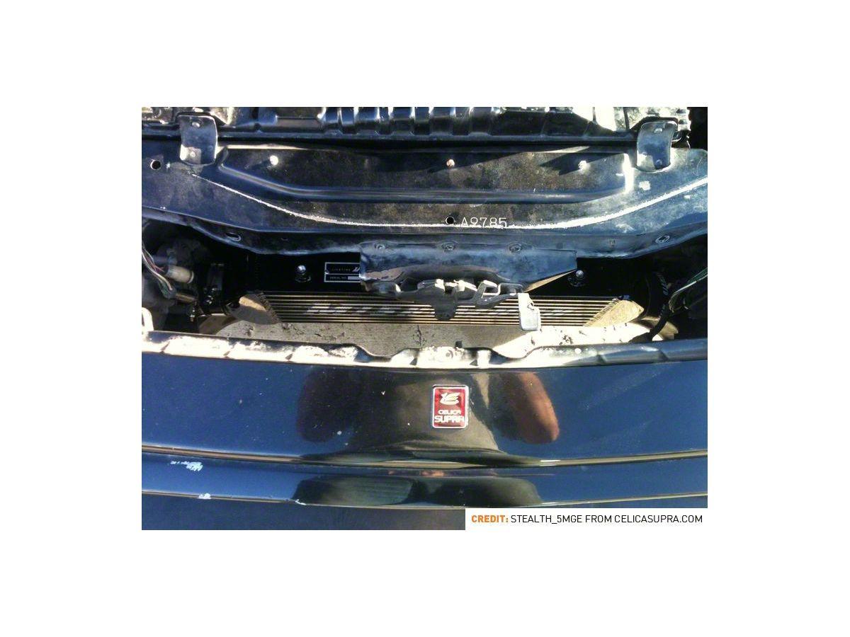 Universal intercoolers Mishimoto Z-line black