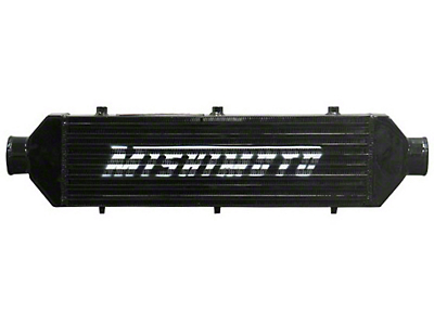 Mishimoto Universal Z Line Intercooler - Black (79-18 All)