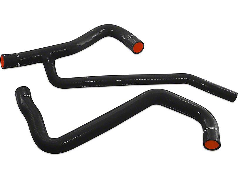 Mishimoto Silicone Radiator Hose Kit - Black (07-10 GT)