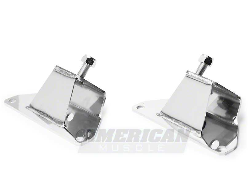 SR Performance Drop Engineering Solid Motor Mounts (84-95 5.0L)