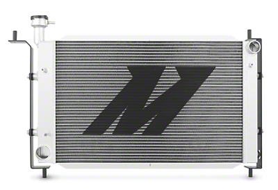 Mishimoto Performance Aluminum Radiator w/ Stabilizer - Manual (94-95 All)