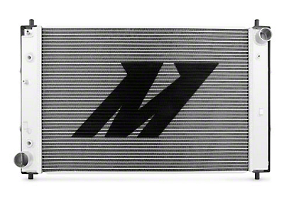 Mishimoto Performance Aluminum Radiator w/ Stabilizer (1996 GT, Cobra w/ Manual Transmission)