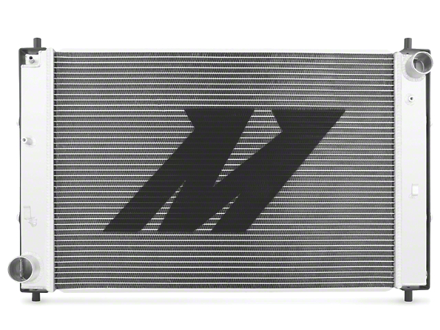 Mishimoto Performance Aluminum Radiator w/ Stabilizer (97-04 V8 w/ Manual Transmission, Excluding 03-04 Cobra)