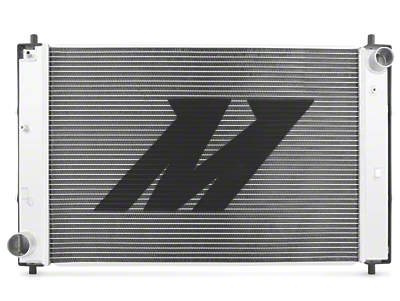 Mishimoto Performance Aluminum Radiator w/ Stabilizer - Manual (97-04 V8, Excluding 03-04 Cobra)