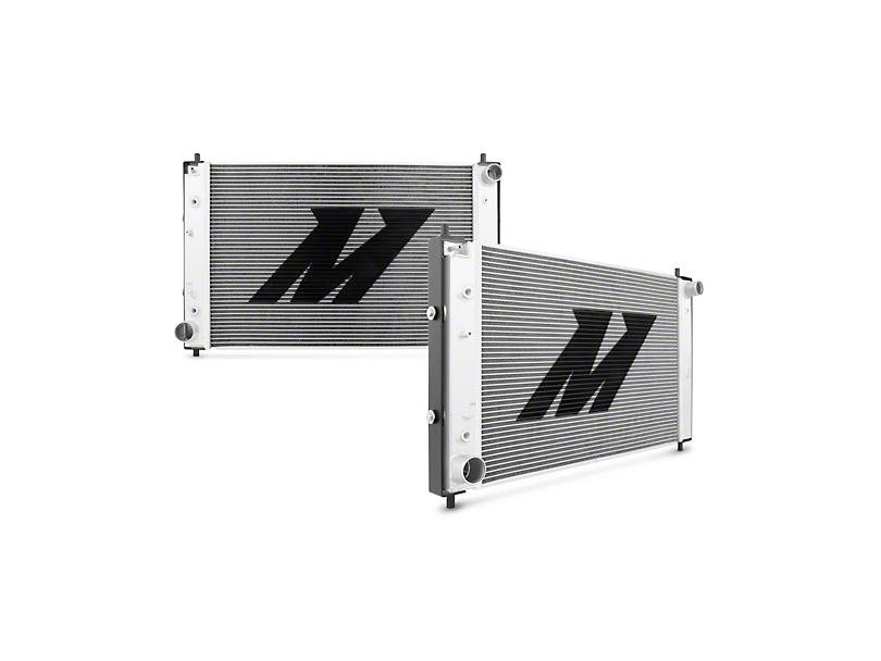 Mishimoto Performance Aluminum Radiator w/ Stabilizer - Automatic (97-04 GT, Mach 1)