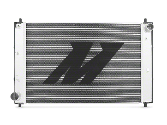 Mishimoto Performance Aluminum Radiator with Stabilizer (97-04 GT, w/ Automatic Transmission)