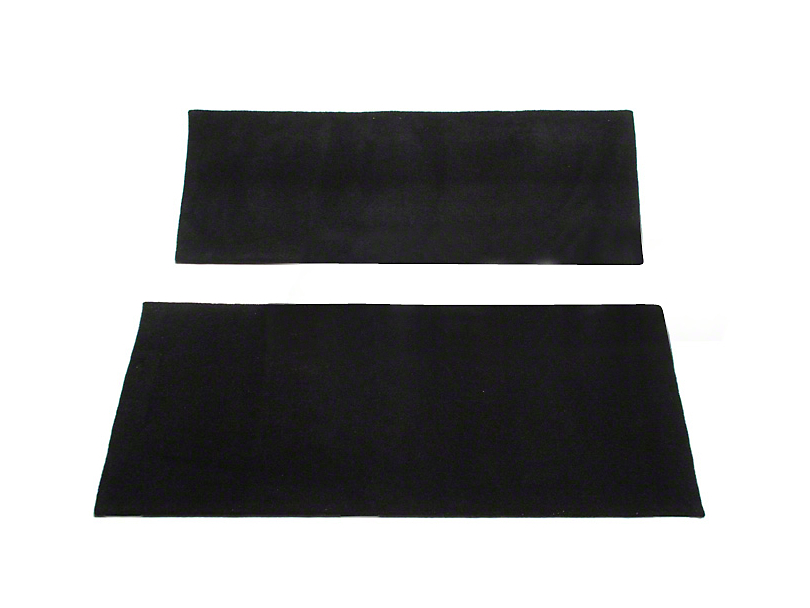 SpeedForm Rear Seat Delete Kit - Charcoal (99-04 Coupe)