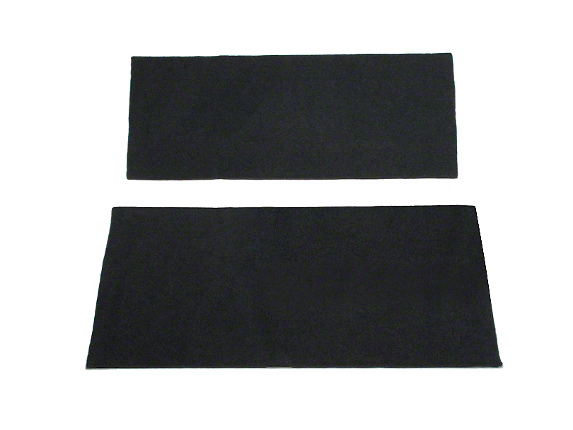SpeedForm Rear Seat Delete Kit - Charcoal (99-04 Convertible)