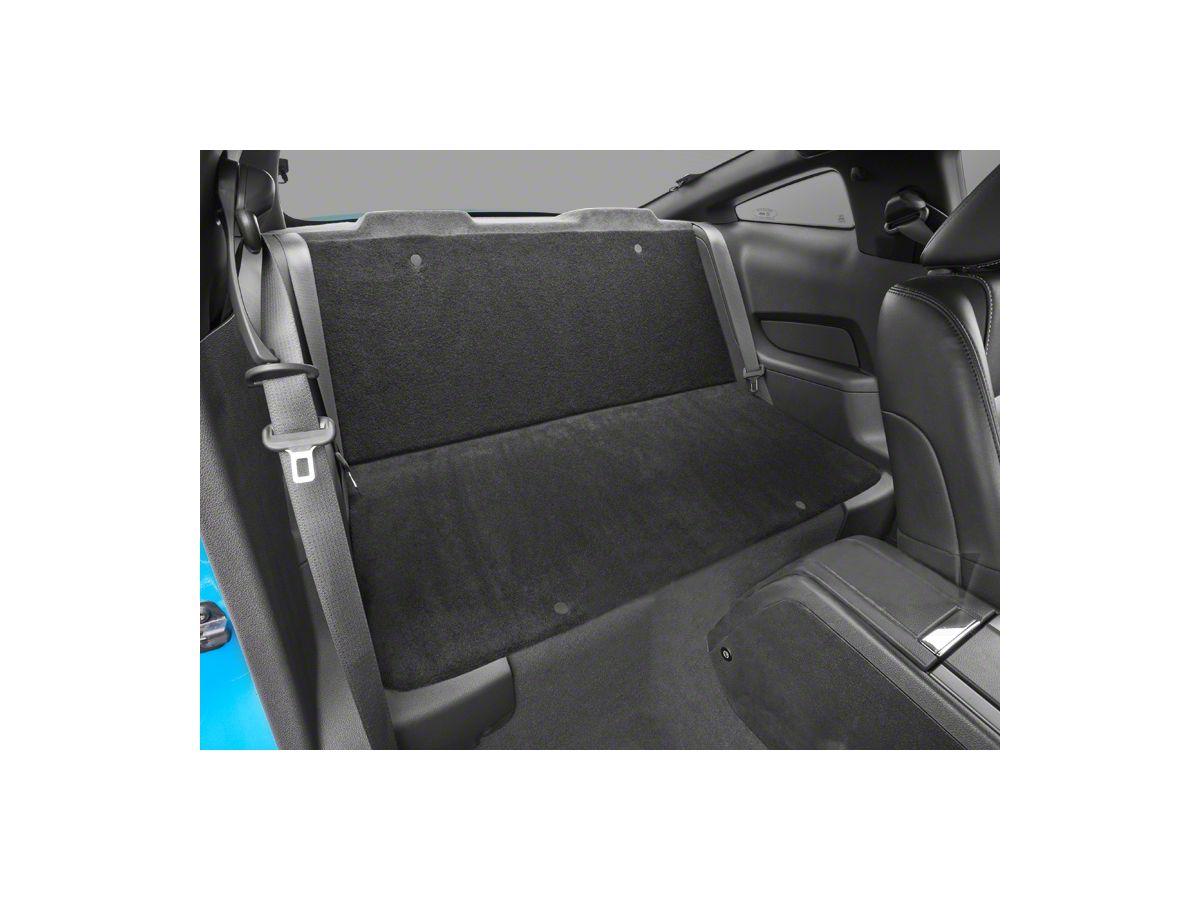 Remarkable Speedform Rear Seat Delete Kit Black 05 14 Coupe Ibusinesslaw Wood Chair Design Ideas Ibusinesslaworg
