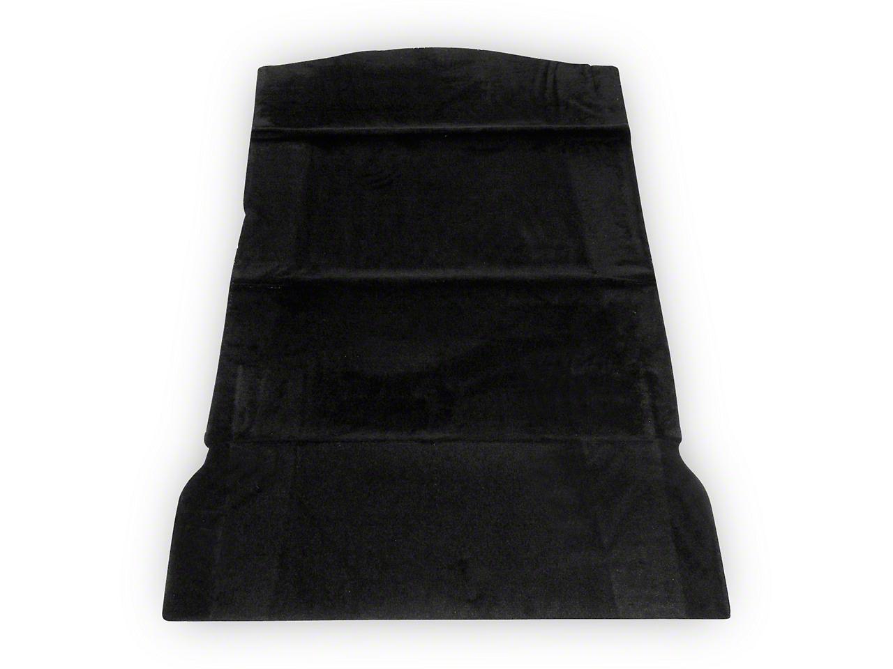 SpeedForm Rear Seat Delete Kit - Black (79-93 Hatchback)
