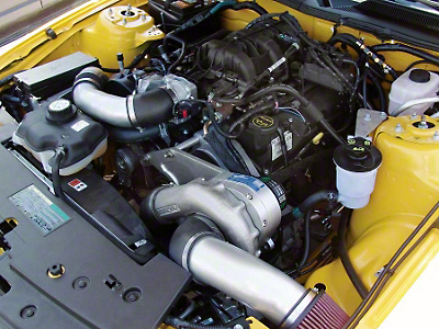 Procharger High Output Intercooled Supercharger System - Complete Kit (05-10 V6)