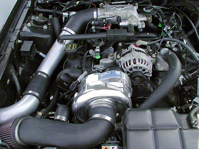 Procharger High Output Intercooled Supercharger System - Complete Kit (99-04 GT)