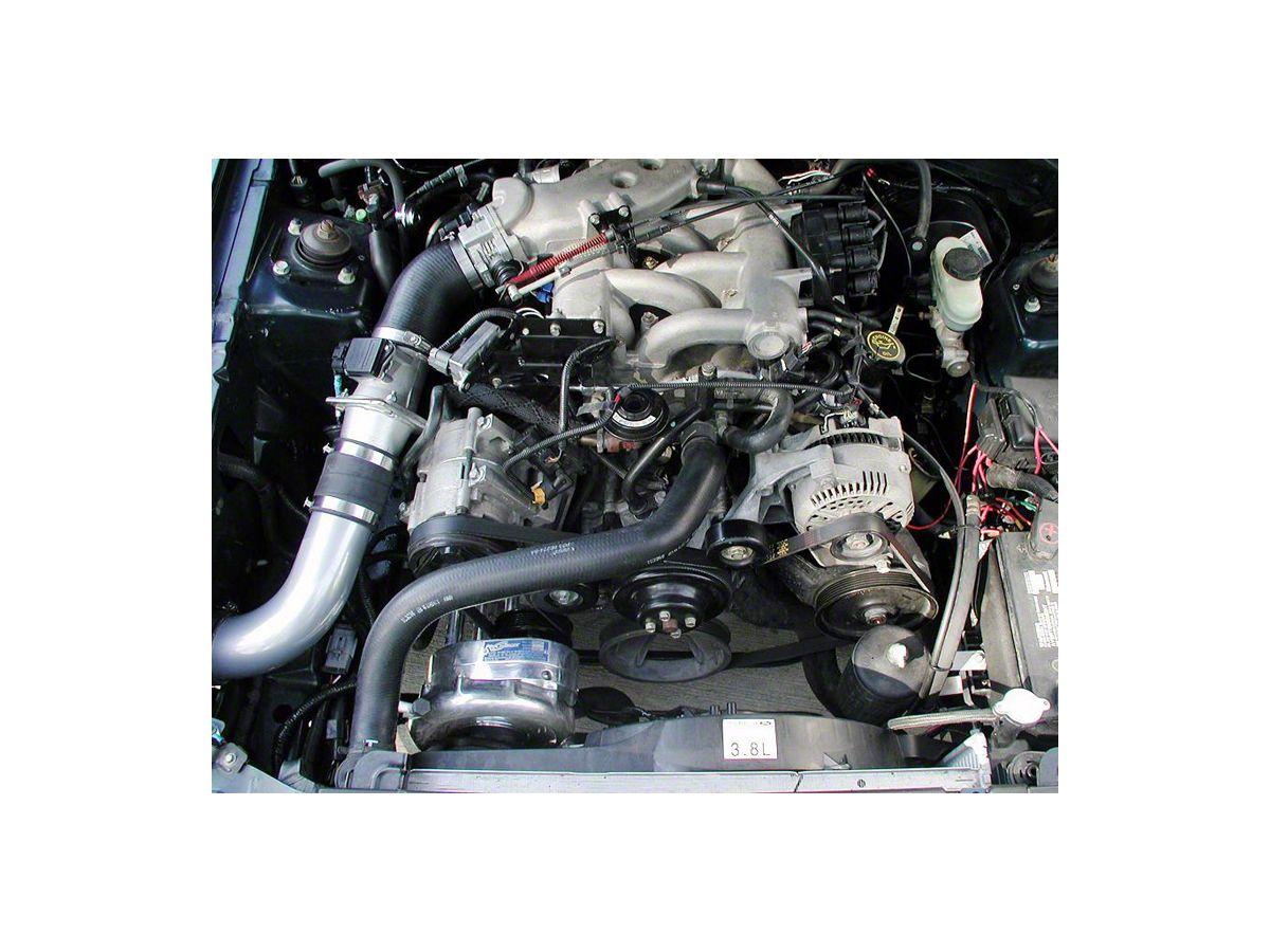 Procharger High Output Intercooled Supercharger Kit (99-03 V6)