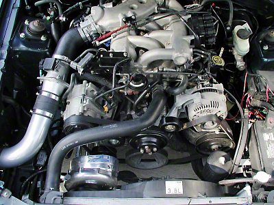Procharger Stage II Intercooled Supercharger Kit (99-03 V6)