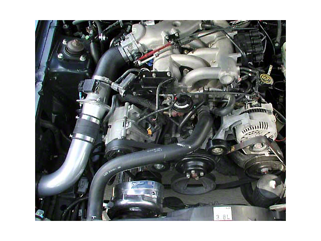 Procharger High Output Intercooled Supercharger Kit (94-98 V6)
