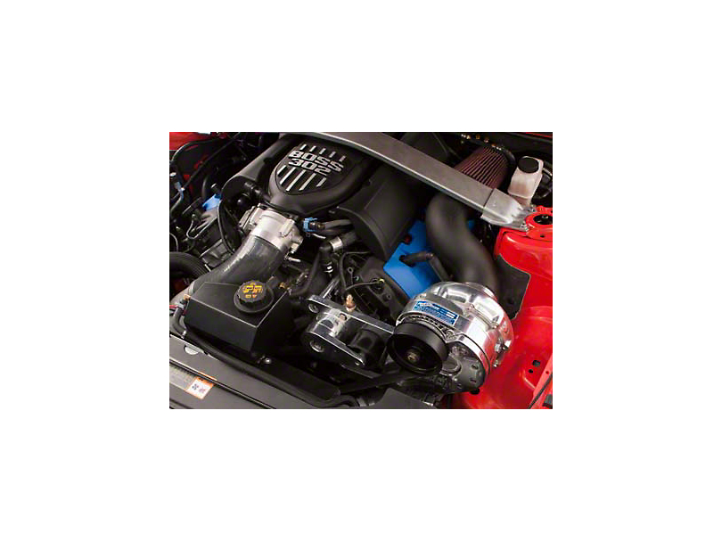 Procharger Stage II Intercooled Supercharger System - Complete Kit (12-13 BOSS 302)