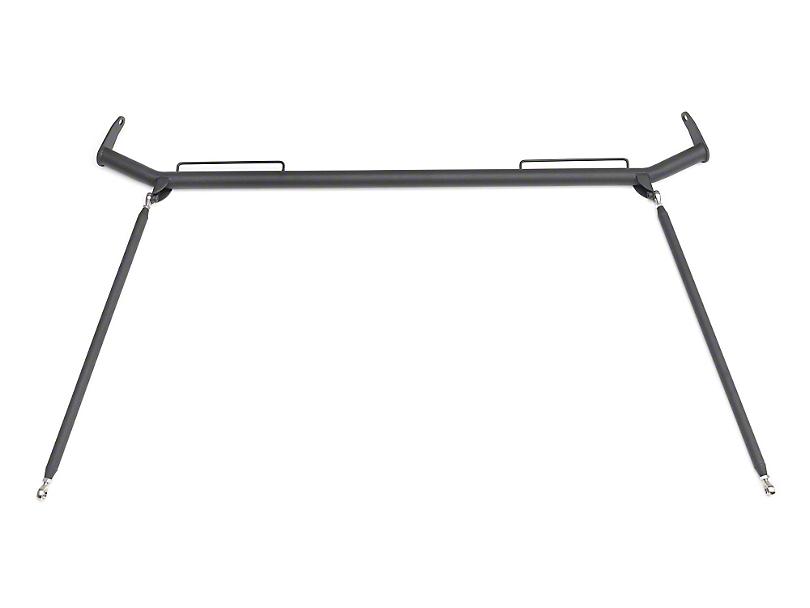Corbeau Seat Belt Harness Bar (79-93 Coupe, Hatchback)