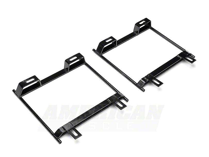 SpeedForm Mustang Racing Seat Bracket Set (79-98 All)