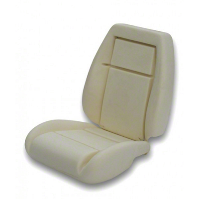TMI Sport Seat Seat Foam w/o Knee Bolster - 24 in. Back (92-93)