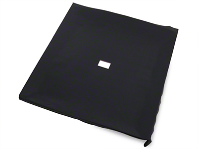 TMI Black Vinyl Headliner (85-93 Coupe, Hatchback)