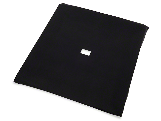 TMI Black Cloth Headliner (85-93 Coupe, Hatchback)