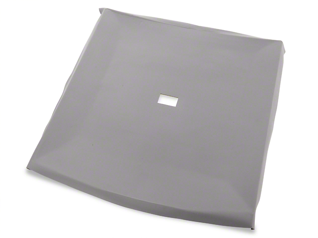 TMI Smoked Gray Cloth Headliner (87-89 Coupe, Hatchback)