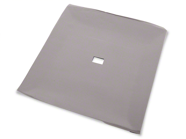 TMI Titanium Gray Cloth Headliner (90-92 Coupe, Hatchback)