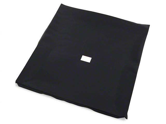TMI Black Vinyl Headliner - T-Top (79-88 Coupe, Hatchback)