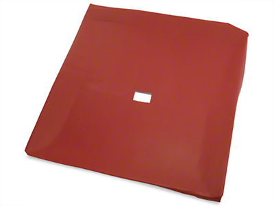 TMI Red Vinyl Headliner - T-Top (79-88 Coupe, Hatchback)