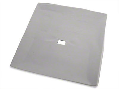 TMI Smoke Gray Cloth Headliner - T-Top (87-88 Coupe, Hatchback)