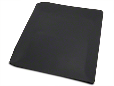 TMI Black Vinyl Headliner - Sunroof (79-93 Coupe, Hatchback)