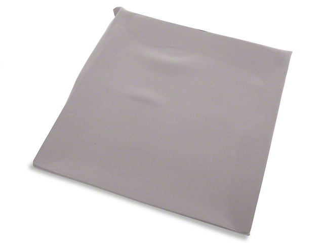 TMI Titanium Gray Cloth Headliner - Sunroof (90-92 Coupe, Hatchback)