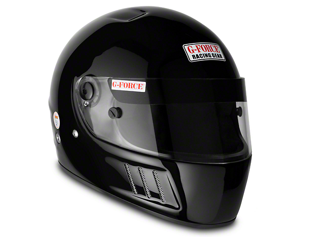 G-Force Pro Eliminator Helmet - Gloss Black