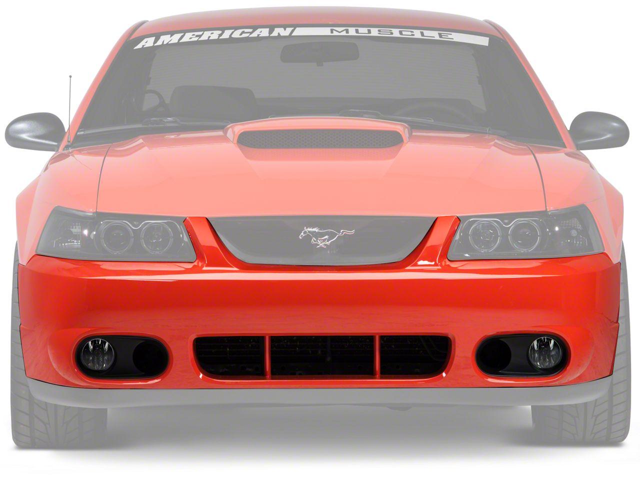 OPR Mustang Cobra Front Bumper Cover - Unpainted 87000 (99 ...