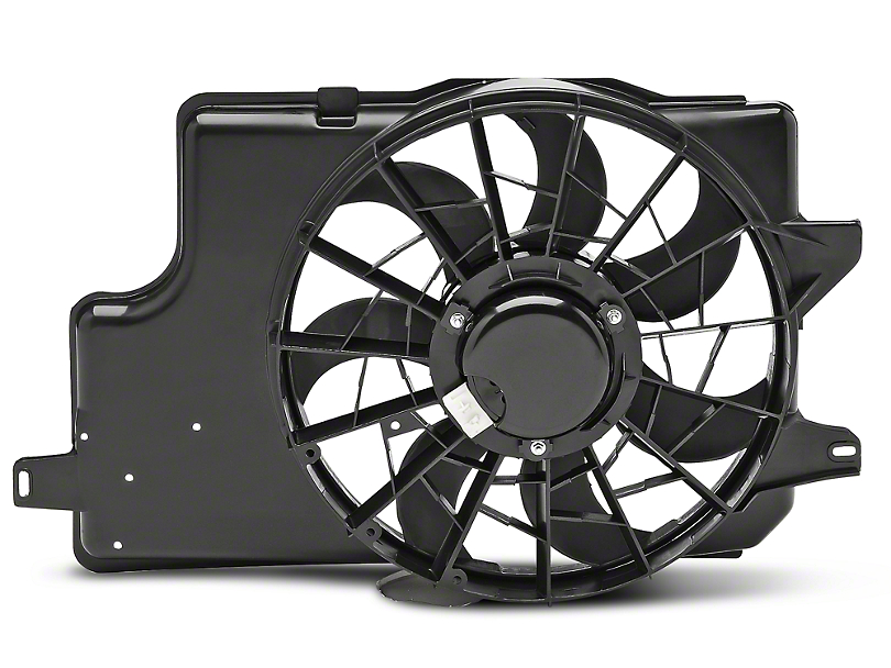 OPR Radiator Shroud and Fan Assembly (94-96 All)