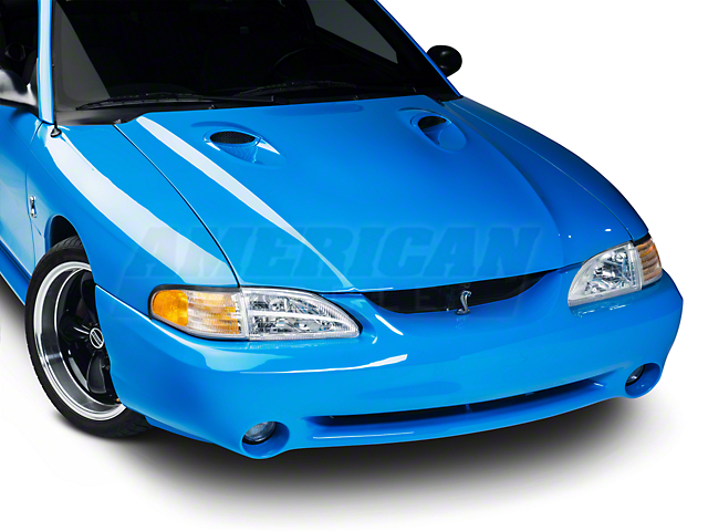 Opr Mustang Front Bumper Cover Unpainted 87017 94 98 Cobra